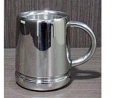 Stainless Steel DW Conical Mugs