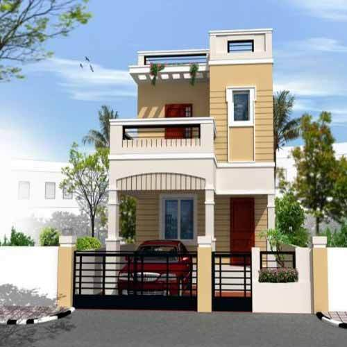 Individual House Designs In India