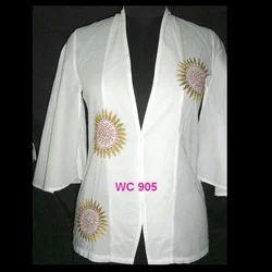 Bell+Sleeves+White+Waistcoat