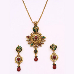 Heavy Antique Pendant Sets