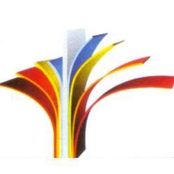 Colored fibre Sheet