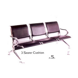 3 Seater Cushion Chair