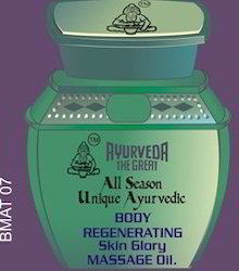 Body Regenerating Massage Oil
