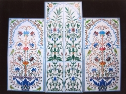 Glass Inlay