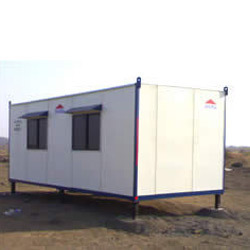 G.I.Cabin with FRP Dome
