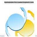 Aspheric Hydrophobic Lens