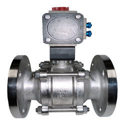 Compact Flange End Ball Valve