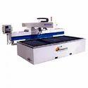 Abrasive CNC Water Jet Cutting Machine