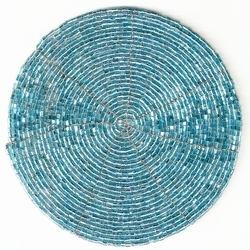 Beaded Coaster CO114