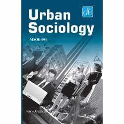 IGNOU MA Sociology Books