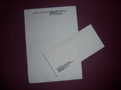 Correspondence Stationery