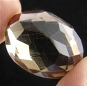 Smoky Quartz Oval Faceted