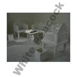 Marble Garden Furniture