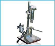 tube filling machine lab model