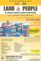 India: Land & People Of Indian States & Union Territories