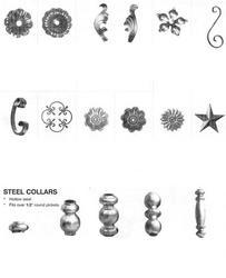 Stainless Steel Coller