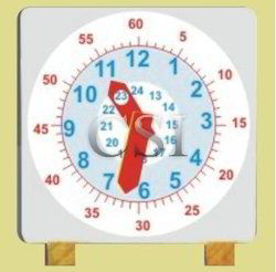 Dummy Clock (Wooden)