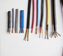 electronic amp rubber insulated cables