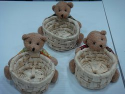 BS160_ Teddy Basket