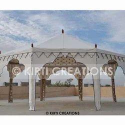 Garden Ottoman Tent Type
