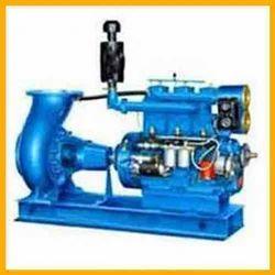Diesel Engine Driven Pumpset-1500 RPM- 37.5 & 45 HP