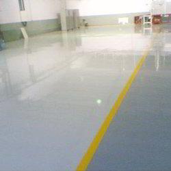 Self-Leveling Epoxy Floor Coating