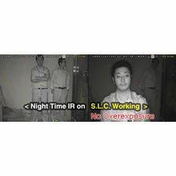 Smart Light Control Night Vision Camera