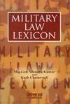 Military Law Lexicon