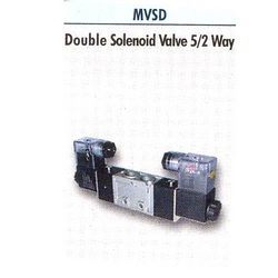 MVSD Double Solenoid Valve 5/2 Way
