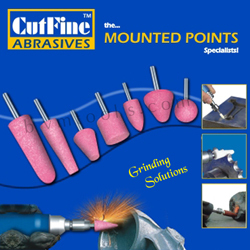 Mounted Points & Abrasives