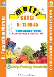 13-0-46 (Gargi Multi K) Potassium Nitrate
