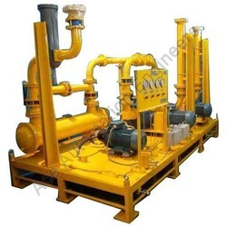 Oil Pumping Skid
