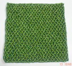 Beaded Coaster CO109