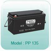 SMF Batteries PP 135