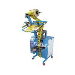 Centre seal pouch packing machinery