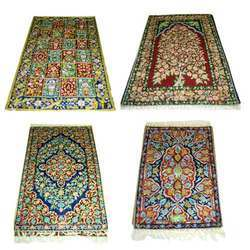 Silk Chain Stitch Rugs