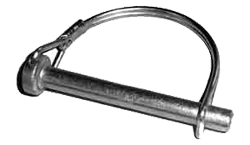 Wire Lock Pin Round