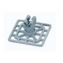 Square Type Earth- Clamp Holder Plastic(Nylon Six)