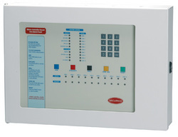 Securico Fire Alarm Systems 10 Zones