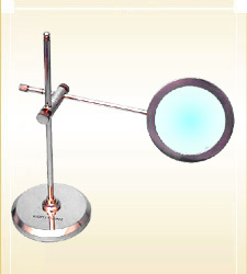 Brass Magnifying Lense Stand