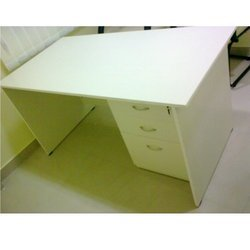 Cream Wooden Table