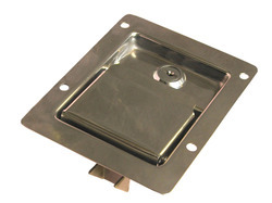 Flush Lock -2 (Stainless Steel)