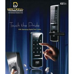 Keyless Digital Door Locks