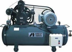 lub reciprocating air compressor