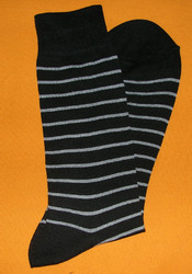 AOV /MN/ST/2 Men Stripe Socks