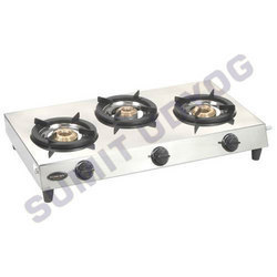 Triangle Gas Stove