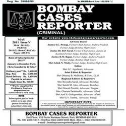 Bombay Cases Reporter (Criminal)