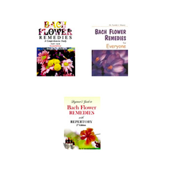 Books On Bach Flower Remedies / Therapy