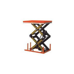 Double Scissor Electric Lift Platform