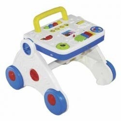 Activity Walker & Toy Boxes